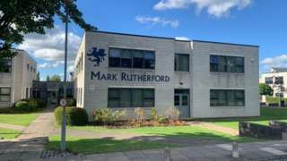 Mark Rutherford School, Bedford