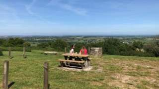 View from Tog Hill