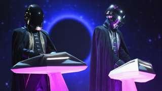 Дуэт Daft Punk