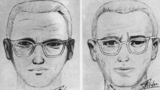 1969 San Francisco-police issued composite of suspected Zodiac Killer