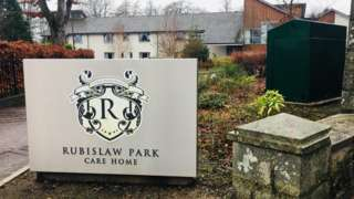 Rubislaw Park Care Home
