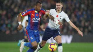 Jordan Ayew and Juan Foyth