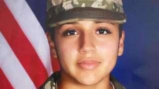 A militar Vanessa Guillén