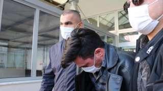 Gözaltına alınan Furkan Zıbıncı