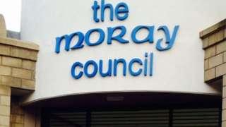 Moray council logo