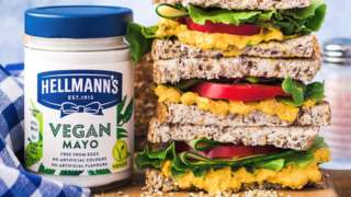 Hellman's Vegan mayo