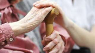 Care home hands