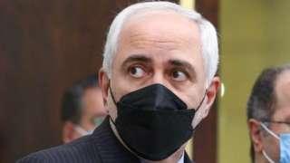 इराणचे परराष्ट्र मंत्री जवाद जरीफ