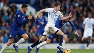 Seamus Coleman of Everton
