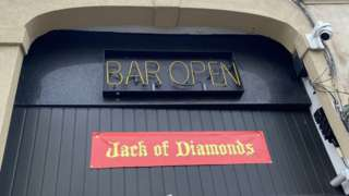 The Jack of Diamonds on West Street in Bristol city centre