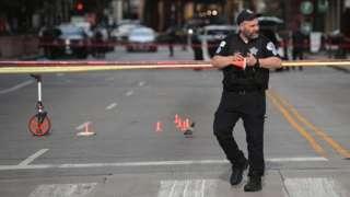 Dados preliminares do FBI apontam que os EUA atingiram o maior patamar de violência desde os anos 1990