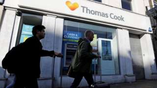 Thomas Cook was relaunched this week as an online travel agency.