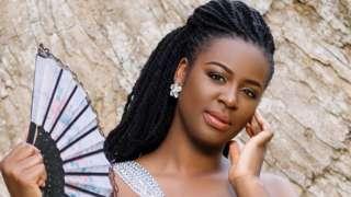 Charlotte Dipanda, chanteuse camerounaise