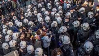 Boğaziçi Üniversitesi protestoları