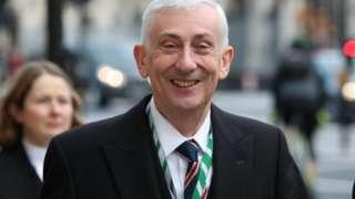 Sir Lindsay Hoyle