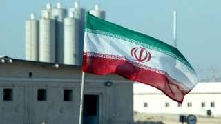 Iran's Bushehr nuclear power plant, 10 November 2019