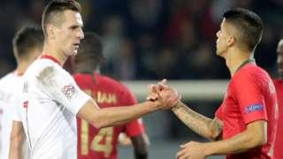 Portugal 1-1 Poland