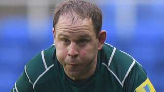 London Irish hooker David Paice has made 288 appearances for the Exiles