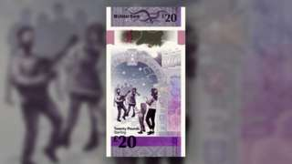 Ulster Bank £20 polymer note