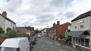Main Street, Burton