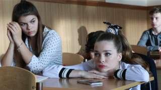 Teen drama actors