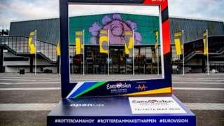 65-й конкурс Евровидения должен был состояться в этом году в Роттердаме