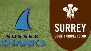 Sussex v Surrey