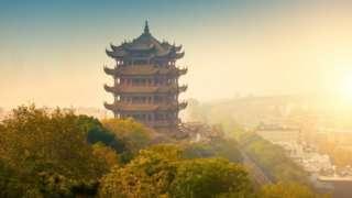 Iyi ndwara yahereye i Wuhan mu ntara ya Hubei