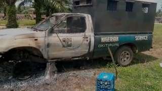Jaguda burn prison for Ondo state