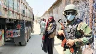 طالبان کی فوج