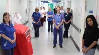 North Tees and Hartlepool respiratory team