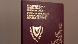 Cyprus passport, file pic