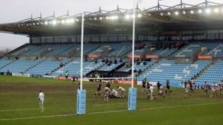 Sandy Park has been Exeter's home since 2006