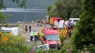 Loch Ness search