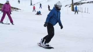 Snowsports at Cairngorm Mountain