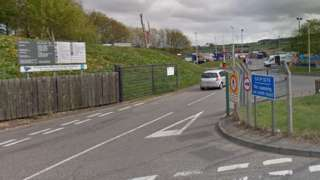 Friarton Recycling Centre