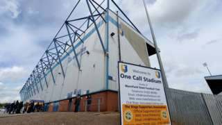 Mansfield Town's One Call Stadium.