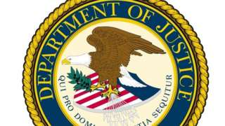 US Department of Justice logo
