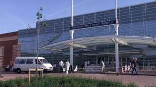 Worcestershire Royal Hospital - generic image