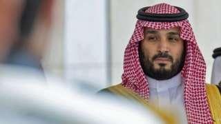 الأمير محمد بن سلمان، ولي العهد السعودي.