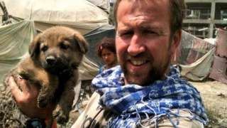 Nowzad charity and Paul