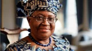 恩戈齐·奥孔约-伊维拉(Ngozi Okonjo-Iweala, 又译奥孔乔-伊韦阿拉)
