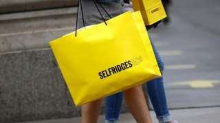 Selfridges bag