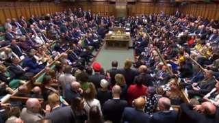 مجلس العموم البريطاني