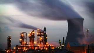 BP refinery