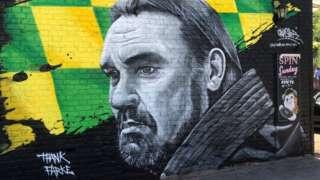 Daniel Farke mural