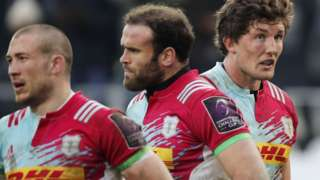 Harlequins players