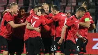 Albanian celebration
