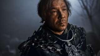 Stephen Graham plays Jacob Marley