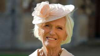 Dame Mary Berry